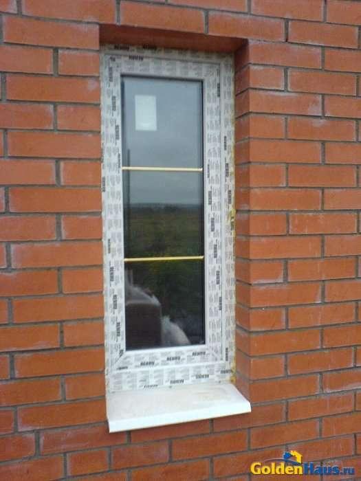 Узкие окна фото