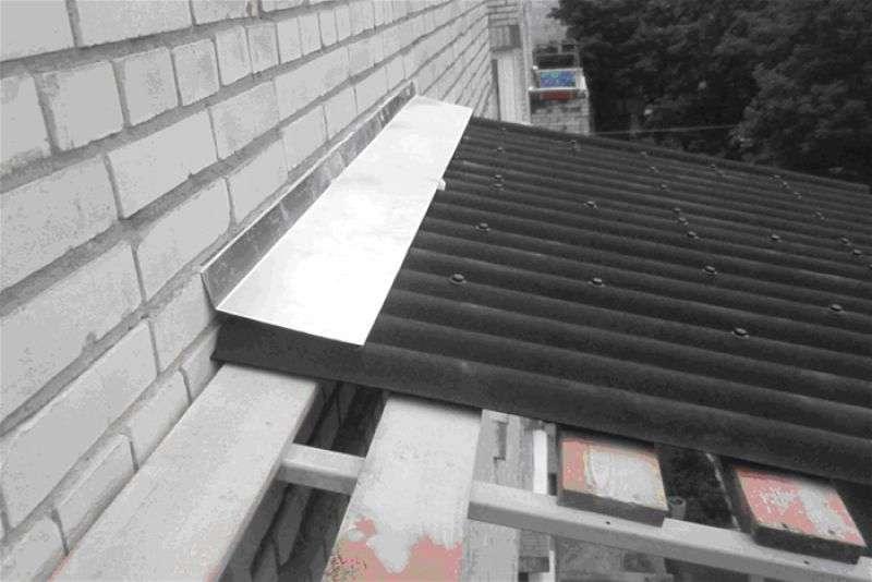 Крыша на балкон последнего этажа: варианты крыш, материалы.