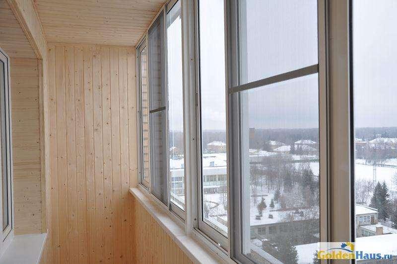 Остекление балконов и лоджий. нестандартное остекление балко.