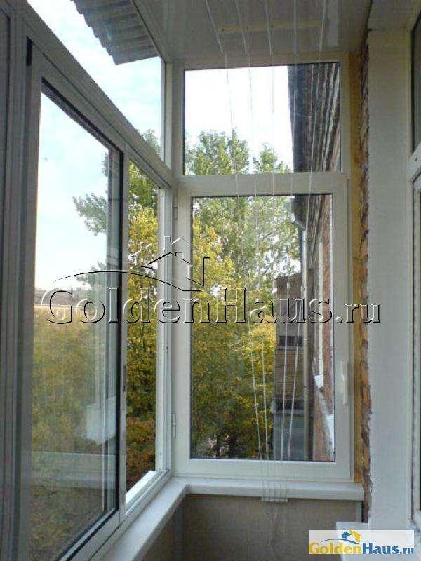 Остекление балконов в чите. - фото отчет - каталог статей - .