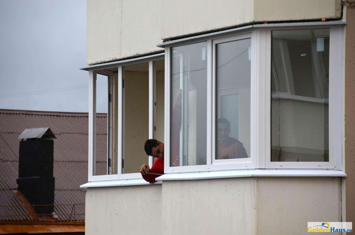 Пластиковые окна в серии дома п-3. стоимость окон пвх в сери.